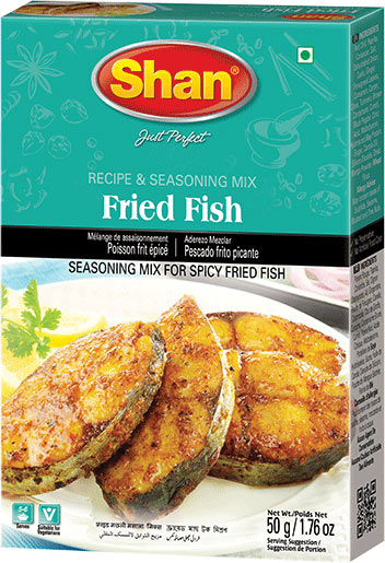 Shan Fish / Fried Fish Seasoning Mix