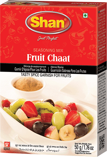 Shan Fruit Chaat Seasoning