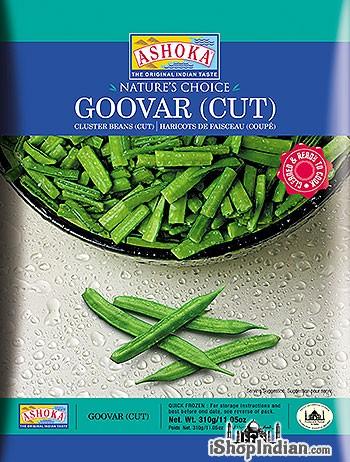 Ashoka Goovar (Cut) (FROZEN)