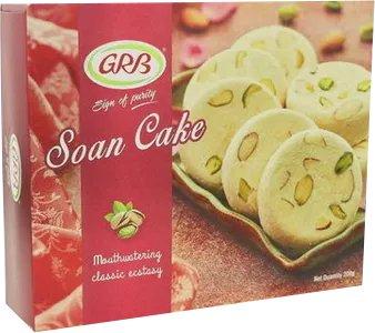 GRB Soan Cake