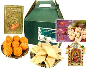 Sweets Galore with Ganesha Diwali Gift Pack