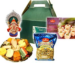 Ganesha Blessings Diwali Gift Pack