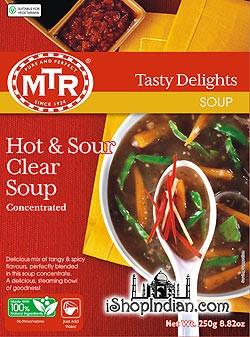 MTR Hot & Sour Clear Soup