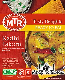 MTR Kadhi Pakora (Ready-to-Eat)