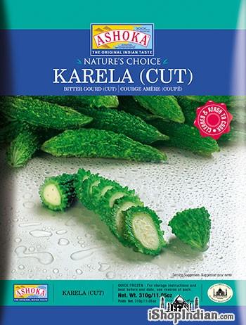 Deep Karela Cut (FROZEN)
