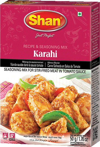 Shan Karahi Curry Mix