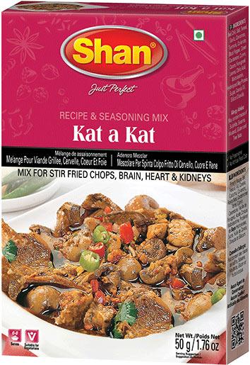 Shan Kat a Kat Curry