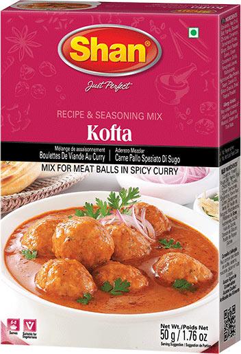 Shan Kofta Curry Mix