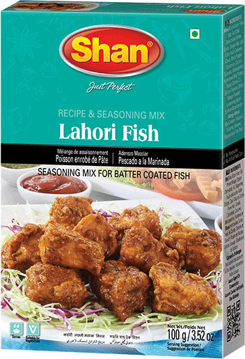 Shan Lahori Fish Mix