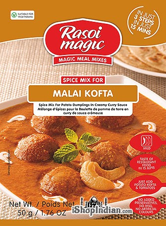 Rasoi Magic Malai Kofta Mix