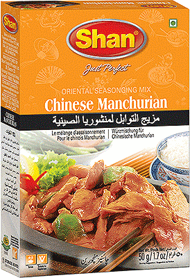Shan Oriental Recipes - Chinese Manchurian Spice Mix