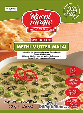 Rasoi Magic Methi Mutter Malai Mix