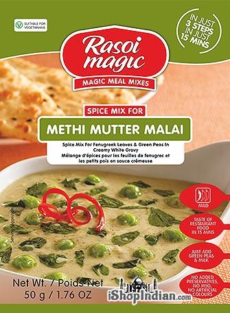 Rasoi Magic Methi Mutter Malai Mix