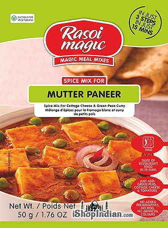 Rasoi Magic Mutter Paneer Mix