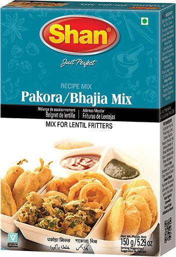 Shan Pakora / Bhajia Mix