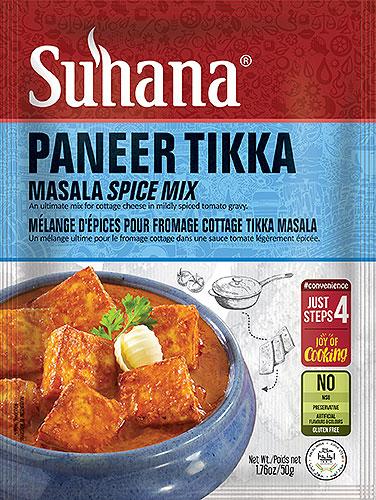 Suhana Paneer Tikka Masala Mix