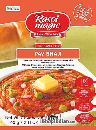 Rasoi Magic Pav Bhaji Mix