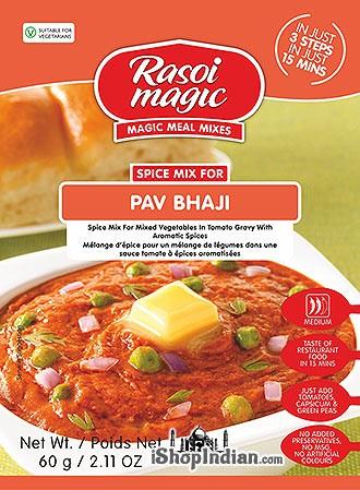 Rasoi Magic Pav Bhaji Mix