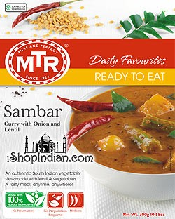 MTR Sambar (Ready-to-Eat)