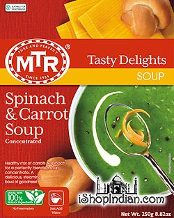 MTR Spinach & Carrot Soup