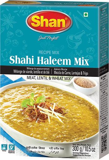 Shan Shahi Haleem Mix