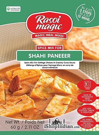 Rasoi Magic Shahi Paneer Mix