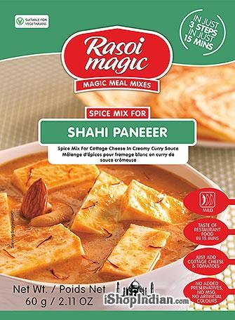 Rasoi Magic Shahi Paneer Mix
