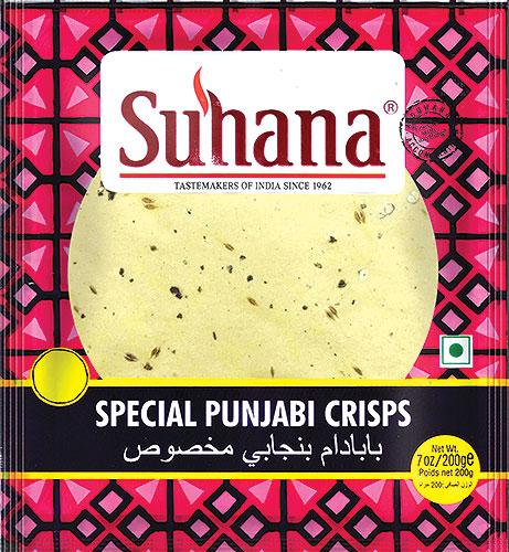 Suhana Special Punjabi Papad