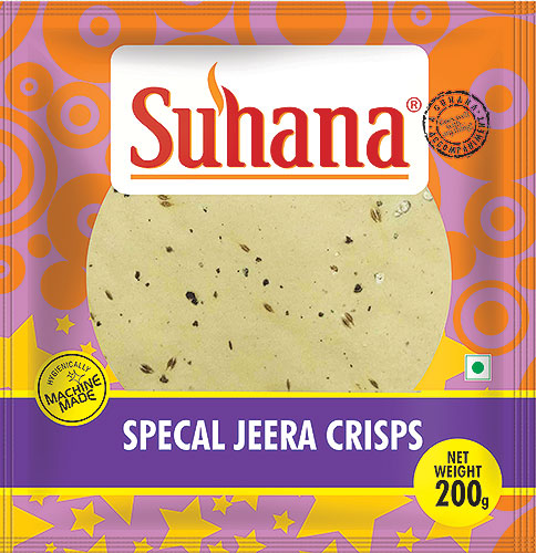 Suhana Special Jeera (Cumin) Crisps