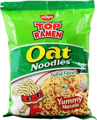 Top Ramen Oat Noodles - Yummy Masala - 70 gms