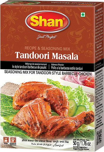 Shan Tandoori Masala / Chicken BBQ Mix