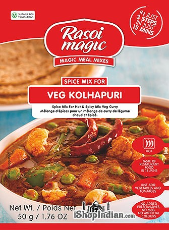 Rasoi Magic Veg Kolhapuri Mix
