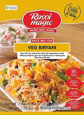 Rasoi Magic Veg Biryani Mix