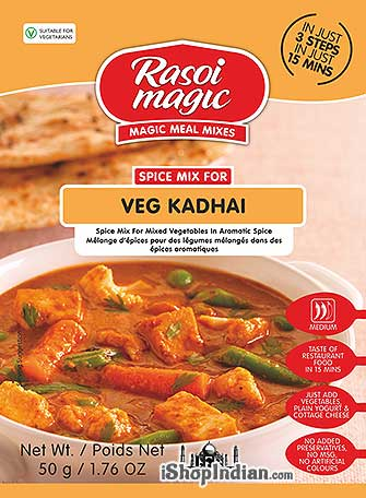Rasoi Magic Veg Kadhai Mix