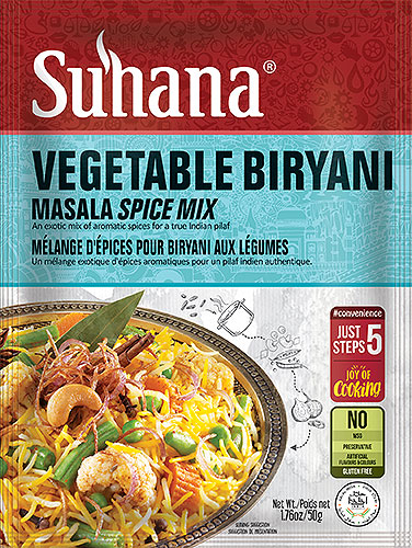 Suhana Vegetable Biryani Mix