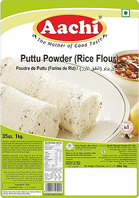 Aachi Puttu Powder (Rice Flour)