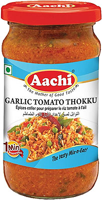 Aachi Garlic Tomato Thokku