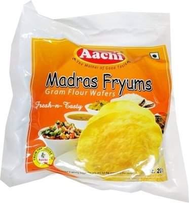 Aachi Madras Fryums