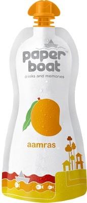 Paper Boat - Alphonso Mango Drink