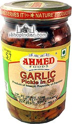Ahmed Garlic Pickle
