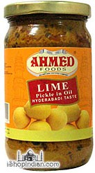 Ahmed Lime Pickle (Hyderabadi Taste)
