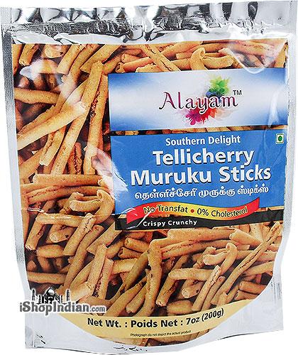 Alayam Tellicherry Muruku Sticks