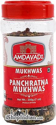 Amdavadi Mukhwas Panchratna Mukhwas