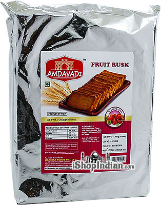 Amdavadi Fruit Rusk