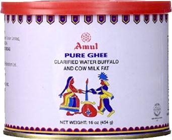 Amul Ghee - 16 oz.