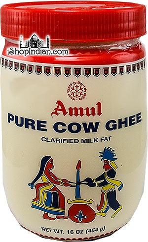 Amul Cow Ghee - 16 oz