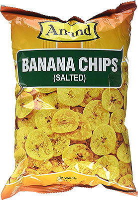 Anand Banana Chips - 14 oz