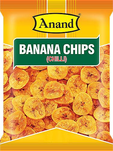 Anand Banana Chips (Chili) - 200 gms