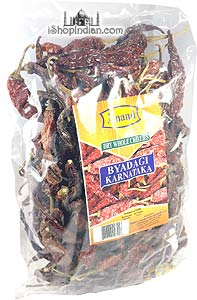 Anand Byadagi Karnataka Dry Whole Chillies