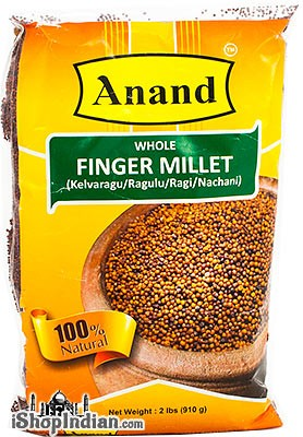 Anand Parboiled Whole Finger Millet
